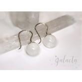 Breastmilk jewelry earrings